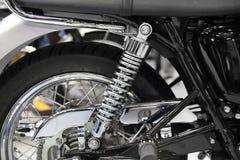 Amortisseur de moto Image stock