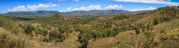 ` Amos Col d, к северу от большого Terre, Новая Каледония, Океания стоковая фотография rf