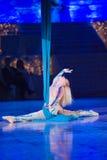 Amos internacionales de la danza de la competencia Imagenes de archivo