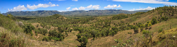 ` Amos, nord för sänka D av stora Terre, Nya Kaledonien, Oceanien royaltyfri fotografi