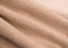 Amostra da textura de matéria têxtil Foto de Stock Royalty Free