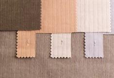 Amostra da textura de matéria têxtil Imagem de Stock Royalty Free