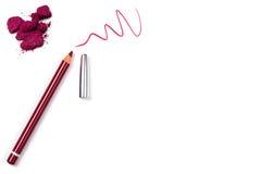 Amostra dos cosméticos Fotografia de Stock