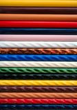 Amostras coloridas da telha Imagens de Stock Royalty Free