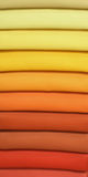 Amostras de matéria têxtil imagem de stock royalty free