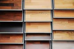Amostras superiores de vária paleta de cor - Imagens de Stock