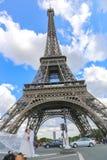 Amour à Paris - Tour Eiffel Photos libres de droits
