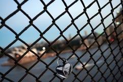 Amour à Sydney Image libre de droits