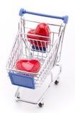 Amour à vendre Image libre de droits