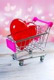 Amour à vendre Photographie stock libre de droits