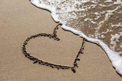 Amour éphémère Photo stock