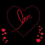 Amour Photo libre de droits