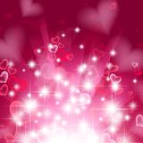 Amour illustration stock