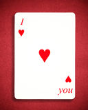 Amour Photographie stock