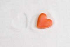 Amour absent Image libre de droits