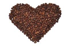 Amour au café Photos stock