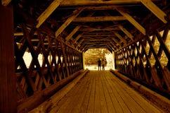 Amour au Vermont Image libre de droits