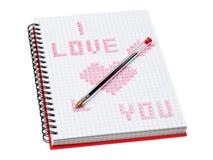 Amour autour de nous Photos libres de droits