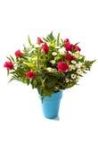 Amour avec des roses Photos libres de droits