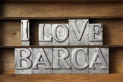 Amour BARQA Images libres de droits