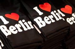 Amour Berlin Image libre de droits