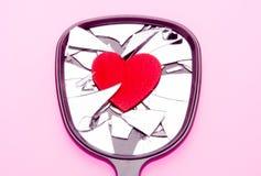 Amour brisé Photos stock