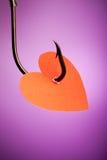 Amour cassé Photos stock