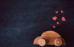 Amour, concept de fond d'idée de Valentine Photographie stock libre de droits