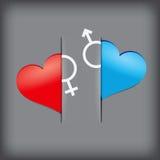Amour créateur illustration libre de droits