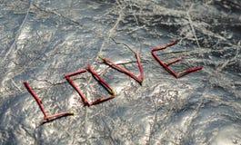 Amour créatif 2 Images stock