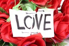 Amour déchiré Images stock