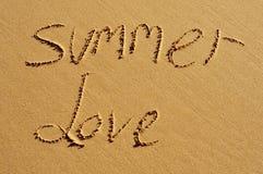 Amour d'été Images stock