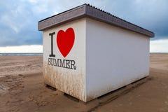 Amour d'été Photos libres de droits