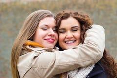Amour d'amis Photographie stock libre de droits