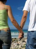 Amour d'été Photos stock