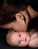 Amour d'une mère Photos libres de droits