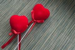 Amour dans la diagonale Photos libres de droits