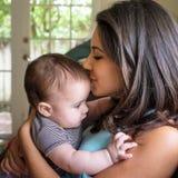 Amour de bébé Photos libres de droits