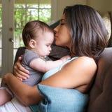 Amour de bébé Image libre de droits