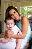 Amour de bébé Photo libre de droits