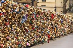 Amour de cadenas Image stock