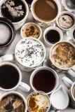 Amour de café Image stock