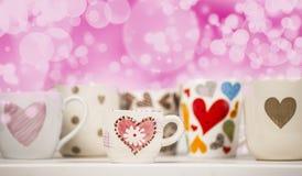 Amour de café Photo libre de droits