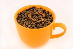 Amour de café Photos stock