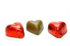 amour de chocolat Photos libres de droits