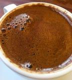 Amour de Coffe Image libre de droits