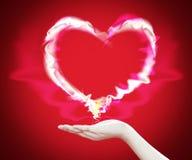 Amour de concept Image stock