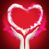 Amour 2 de concept Image libre de droits