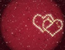 amour de constellation Illustration Libre de Droits