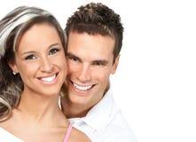 amour de couples Photo libre de droits